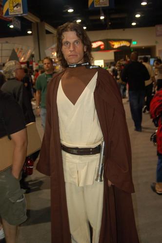 Comic Con 2006: Sad Jedi