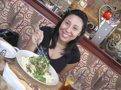 rosie-posie (_melika_) Tags: friends lunch salad huntingtonbeach cheesecakefactory