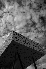OCAD (-- brian cameron --) Tags: sky blackandwhite bw toronto architecture clouds campus 350d blackwhite interestingness explore ocad ontariocollegeofartanddesign sharpcentrefordesign pixelizeblogspotcom