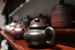 Little Teapots #2 (melanie.phung) Tags: miniature tea favorites teapot melaniephung