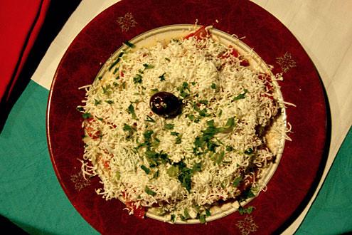 Sopska salad -- Expedition Macedonia by RichardBangsAdventures.
