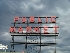 Public Market (Jeffrey Beall) Tags: seattle washington publicmarket