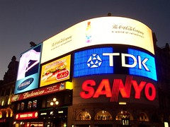 Piccadilly Circus by jdreimann, on Flickr
