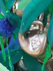 Green Tara at Taraloka