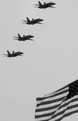 flickrflag1 (jordanD) Tags: ohio airplane fighter jet airshow hornet boeing f18 contrails blueangels vapor dayton fa18