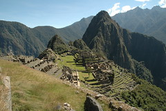 The obligatory Machu Picchu overview picture