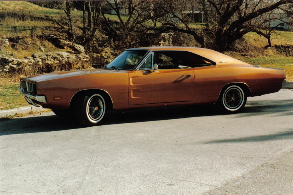 Copper 1969 Dodge Charger