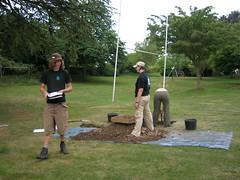 DSCN3170 (wickenpedia) Tags: archaeology joe siobhan timeteam wicken wwwwickenarchaeologyorguk