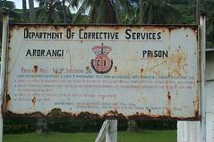 rarotonga prison (Length) Tags: prison rarotonga inmates