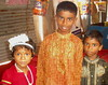 Happy Children (Kamala L) Tags: india kids happy exhibition mundouno blackribbonicon
