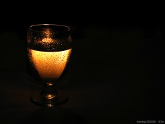 Backlit H20 - S3isBacklitH2O_1 (Daniel Y. Go) Tags: wet water glass dinner canon philippines h2o powershot sparkle backlit tagaytay liquid antonios s3is onecentshot wowiekazowie gettyimagesphilippinesq1