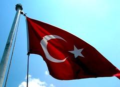 turkiye flagge