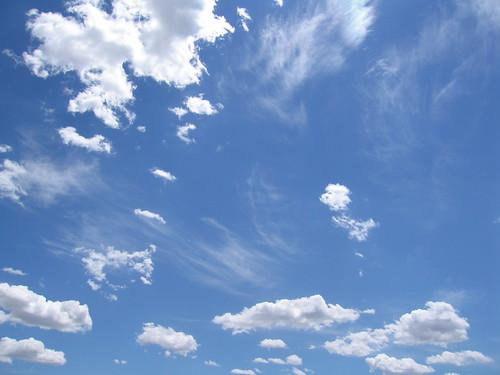 sky. Sky Blue Sky