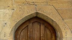 grammar school (ayearineurope) Tags: door england chipping campden