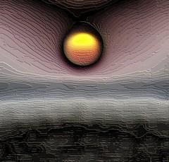 Puesta de sol (JMiur) Tags: color drawing dibujos webart tapices