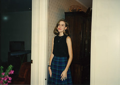 First Day of High School Bershon - 1991 (Mary W) Tags: bershon