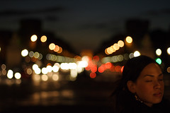 Champs Elyses (cameralucida) Tags: street light paris france night interestingness explore streetphoto portfolio cameralucida i500 wwwcameralucidainfo