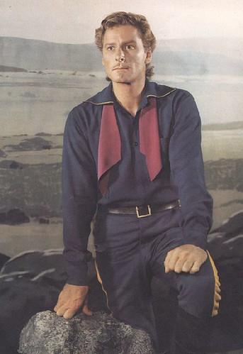 As Custer by rodridge119.