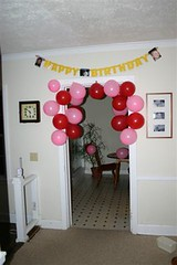 My party decor