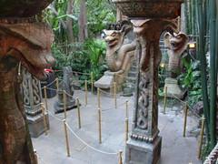 Indiana Jones Queue (artofjonacuna) Tags: california jones disneyland indiana adventure