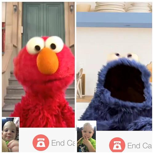 Elmo Calls image