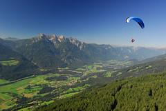 Emberger Alm (boleroplus) Tags: horizontal austria kärnten paysage montagnes parapente vueaerienne greifenburg at