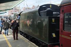 Fellsman 46115 Scots Guardsman at Carlisle Station (John D McDonald) Tags: train railway carlisle scots guardsman settlecarlisle settlecarlislerailway stationrailway settlecarlisleline stationcarlisle stationfellsman4611546115 guardsmanscots