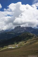 28 (Alessandro Gaziano) Tags: travel italy panorama colors landscape italia foto cielo fotografia colori alpi montagna dolomiti altoadige valgardena alessandrogaziano