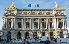 Acadmie Nationale de Musique, Palais Garnier DSC0084 (troy david johnston) Tags: paris france building architecture facade palaisgarnier opranationaldeparis acadmienationaledemusique troydavidjohnston