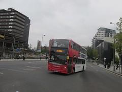 NXWM 4854 BX61LMK 'Louise' Moor St Queensway, Birmingham (1280x960) (dearingbuspix) Tags: louise nationalexpress travelwestmidlands 4854 nationalexpresswestmidlands nxwm bx61lmk
