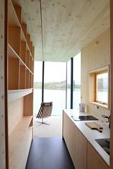 Резорт-отель на острове Манхаузен от Stinessen Arkitektur