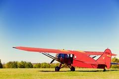 Bellanca Sky Rocket (gjmillr) Tags: sky plane canon airplane pennsylvania airshow pa prop airstrip airfield skyrocket bellanca eaglesmere g1x g1xmarkii