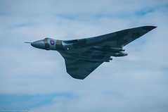 Sad days (JRT ) Tags: plane flying nikon war sad jet deltawing icon busy engines vulcan bomber 70300mm crowds coldwar upset flyby hectic screem xh558 wellesbourneairfield d300s absoluteimages jrwphotography johnwarwood flickrjrt jrwphotographycouk