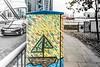 DUBLIN CANVAS STREET ART BY HANNA Mc. D [NEAR THE CONVENTION CENTRE]-109079