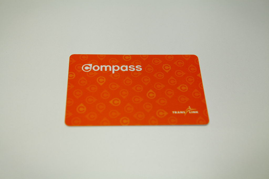 how to buy a compass card vancouver