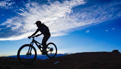Slickrock. (Nathaniel.) Tags: utah mountainbike moab slickrock