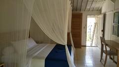 Notre villa à 200€ la nuit complètement vide et sans charme ...