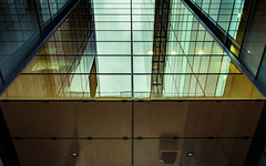 Abstract Architecture #24 (Sean Batten) Tags: city windows england urban abstract reflection london glass lines architecture nikon unitedkingdom gb d800 2470 abstr