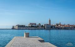 Rab (Milan Z81) Tags: sea island town croatia more grad adriatic hrvatska otok jadran rab milanz81