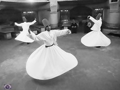 Whirling dervish sufis (alison ryde - back in town for now) Tags: autumn music turkey dance asia poetry dancing turkiye september sufi sufism ottomans phototrip capadoccia dervishes turchia whirlingdervishes turkei mystics 2015 emilywilson asianturkey devotionalmusic johngreengo olympusem1