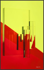 Vertical. (Picture post.) Tags: red black colour art yellow interestingness magenta pop