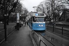 (Giramund) Tags: blue sweden gothenburg tram