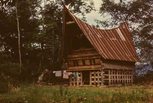 Batak House Lake Toba