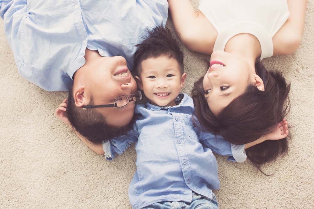 家庭寫真親子攝影兒童寫真