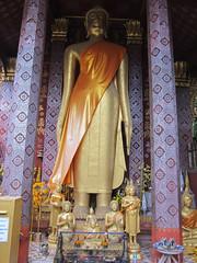 """Luang Prabang: le temple Vat  Sene Soukharam <a style=""""margin-left:10px; font-size:0.8em;"""" href=""""http://www.flickr.com/photos/127723101@N04/23760985292/"""" target=""""_blank"""">@flickr</a>"""