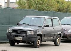 1988 Fiat Panda 4x4 Sisley (Alessio3373) Tags: fiat fiatpanda4x4 fiatpanda4x4sisley panda4x4 panda4x4sisley oldcars autoshite youngtimers
