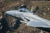 USAF F-15C Eagle 'Wardog 12' (Tom Dean.) Tags: lowfly vr 500mm d810 nikon lakenheath ln jet squadron fighter 493d reapers grim f15c f15 eagle east idris cadair cad lfa7 wales machloop