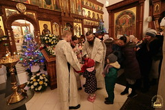 089. Nativity of the Lord at Lavra / Рождество Христово в Лавре 07.01.2017
