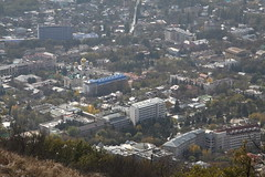 IMG_4616 (Sergey Kustov) Tags:          altitude panorama height view mountain mashuk caucasus