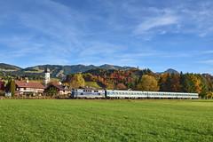 Algovia (Paolo Brocchetti) Tags: paolobrocchetti algovia db treno ferrovia autunno